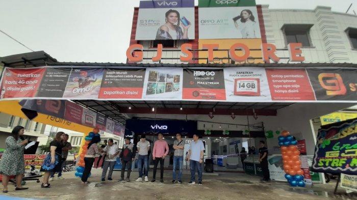 Lowongan Kerja GJ Smartphone Store Pekanbaru