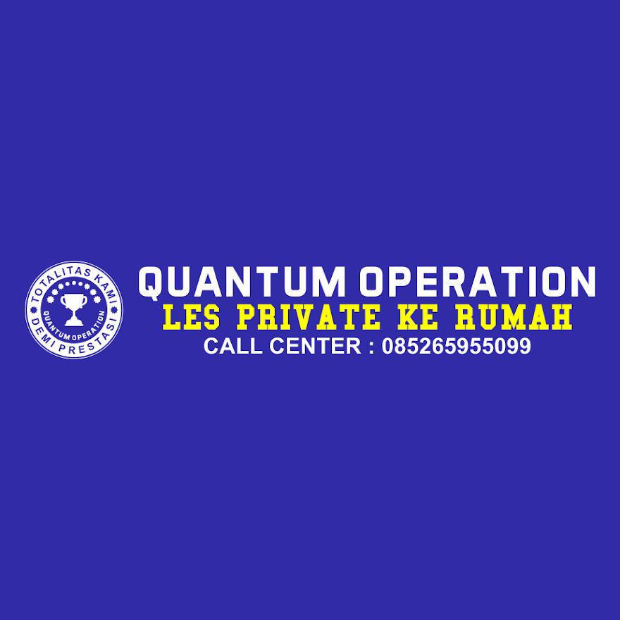 Lowongan Kerja Les Private Quantum Operation Pekanbaru