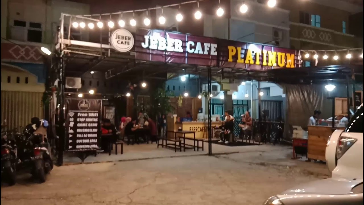 Lowongan Kerja Jeber Cafe Platinum Pekanbaru