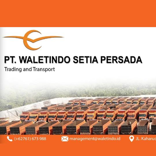 Lowongan Kerja PT Waletindo Setia Persada Pekanbaru