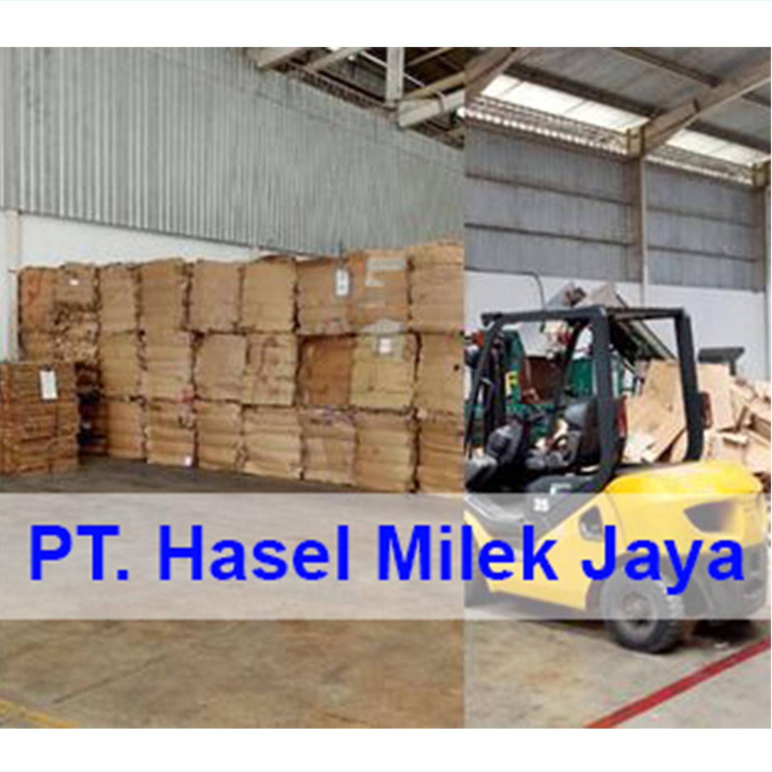 Lowongan kerja PT Hasel Milek Jaya Pekanbaru